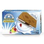 Arlecchino gusto vaniglia e cacao 8 pezzi 350g Sammontana