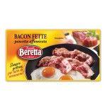 Bacon fette pancetta affumicata 100g Fratelli Beretta