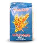 Farina di grano tenero tipo 00 1Kg Molino Riva