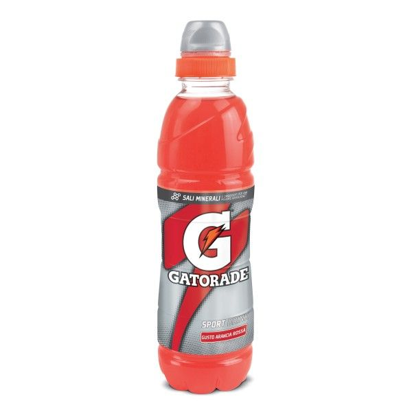 Gatorade sport drink arancia rossa 500ml