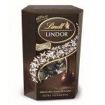 Cioccolatini Lindor extra fondente 200g Lindt