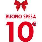 Buono Spesa Regalo da € 10
