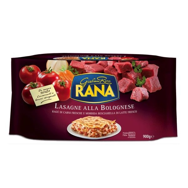 Lasagne alla bolognese 900g Giovanni Rana