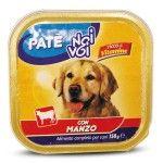 Patè manzo per cane 150g Noi&Voi