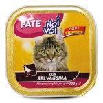 Patè selvaggina per gatto 100g Noi&Voi