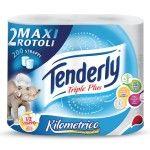 Carta cucina Kilometrico 2 rotoli Tenderly