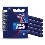 Bilame blue II x5 Gillette