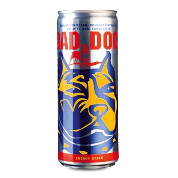 Bad dog energy drink 250ml