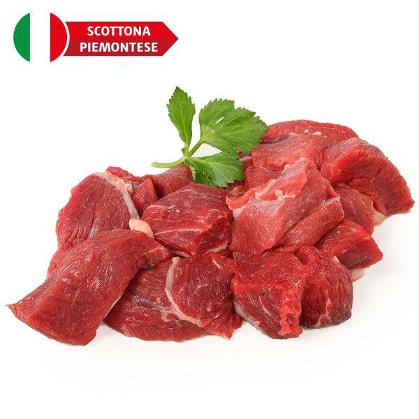 Bocconcini di Scottona Piemontese
