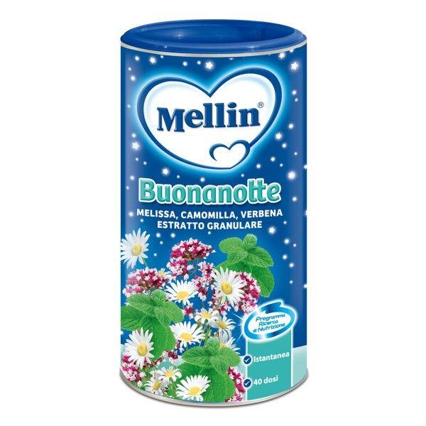 Bevanda melissa/camomilla/verbena 200g Mellin