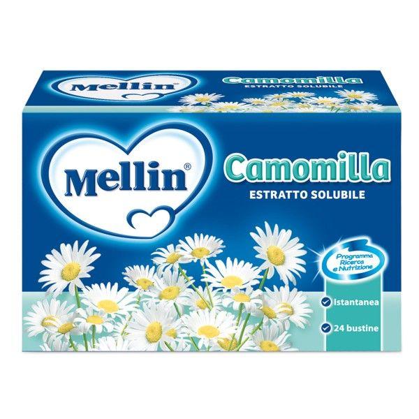 Camomilla busta 5x24g Mellin