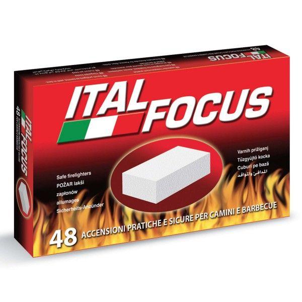 Accendifuoco 48 accensioni Italfocus