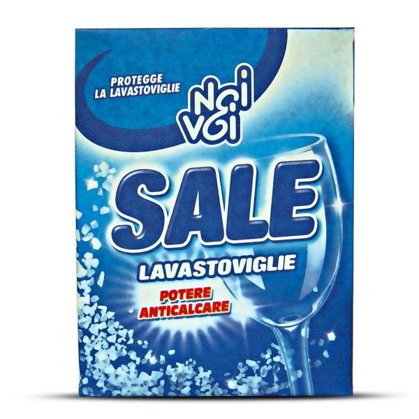 Sale per lavastoviglie noi & voi 1kg