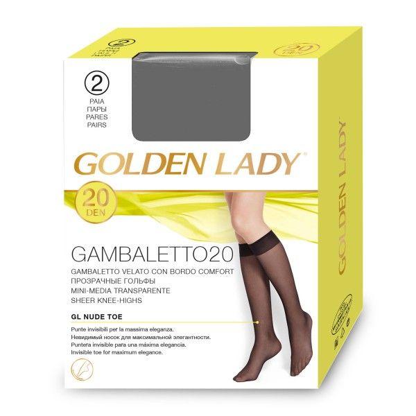 Gambaletto 20 denari fumo tg unica Golden Lady