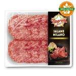 Salame Milano affettato senza glutine 100g Negroni