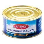 Acciughe sotto sale Sicilia 850g Aragon