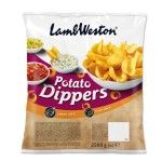 Patate fritte Dippers 2,5Kg