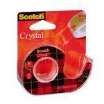 Nastro cristal con chiocciola 19mmx7,5m Scotch