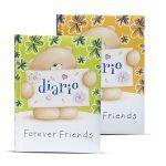Diario forever friends assortito