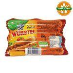 Wurstel puro suino 100g senza glutine Noi & Voi