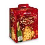 Buone feste panettone Balocco 750g + Gran Dessert 75cl