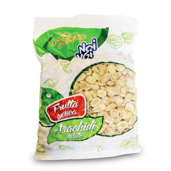 Arachidi salate s/v 250g Noi&Voi