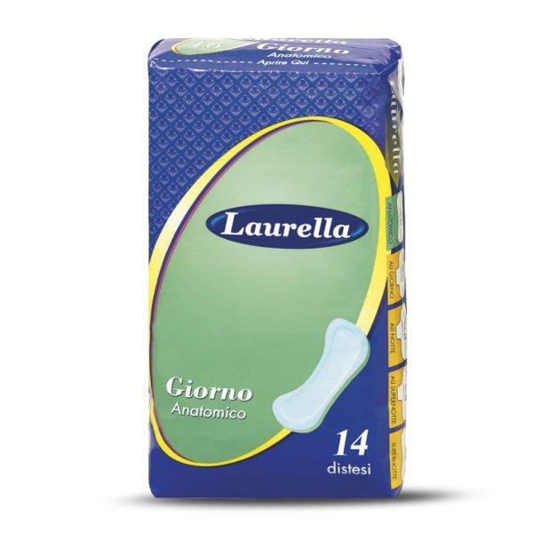 Assorbenti giorno 14 pezzi Laurella