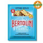 Lievito vanigliato a lievitazione istantanea 4 bustine 64g Bertolini senza glutine