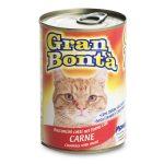 Bocconcini di carne per gatto Gran bontà 400g Monge