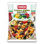 Contorno Grigliato con patate,melanzane,zucchine e peperoni 450g Paren