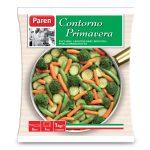 Contorno Primavera con zucchine,carotine baby,broccoli,piselli mangiatutto 1Kg Paren