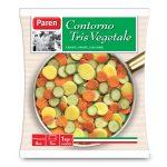 Contorno Tris Vegetale, carote,patate e zucchine 1Kg Paren