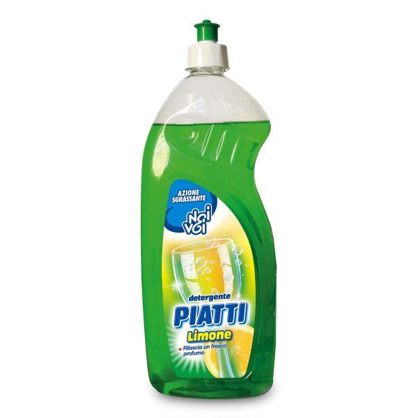 Detersivo liquido per piatti al limone 1L Noi&Voi