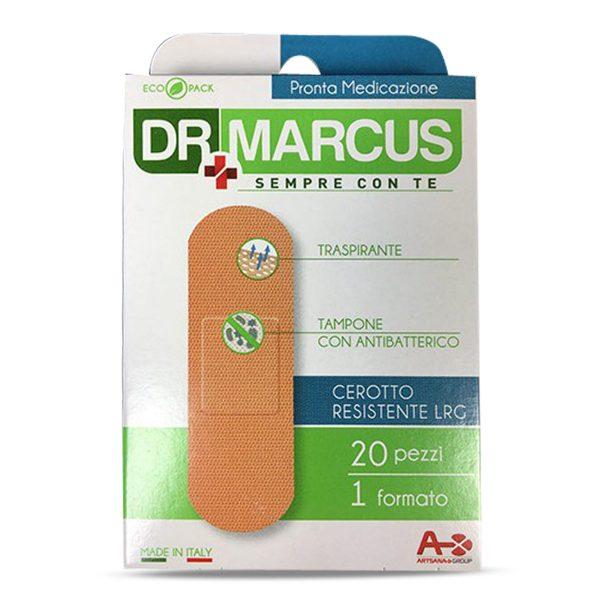 Cerotti resistenti antibiotici 20 pezzi Dr Marcus