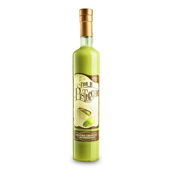 Fior di pistacchio liquore cremoso e avvolgente 17° 50cl D&D
