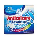 Anticalcare lavatrice 16 pastiglie Noi&Voi