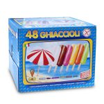 Ghiaccioli G&G 48 pezzi 3,60kg