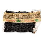 Olive nere secche al forno 400g Ficacci
