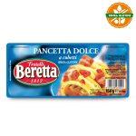 Pancetta dolce a cubetti senza glutine 150g Fratelli Beretta