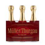 Muller Thurgau brut tris 3x20cl