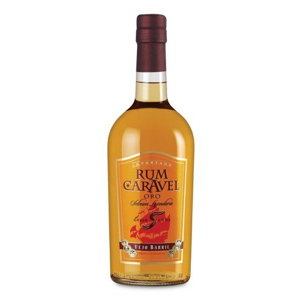 Rum Caravel Oro 5anni 70cl