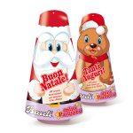 Mini pandoro Babbo Natale o Orsetto 90g Bauli