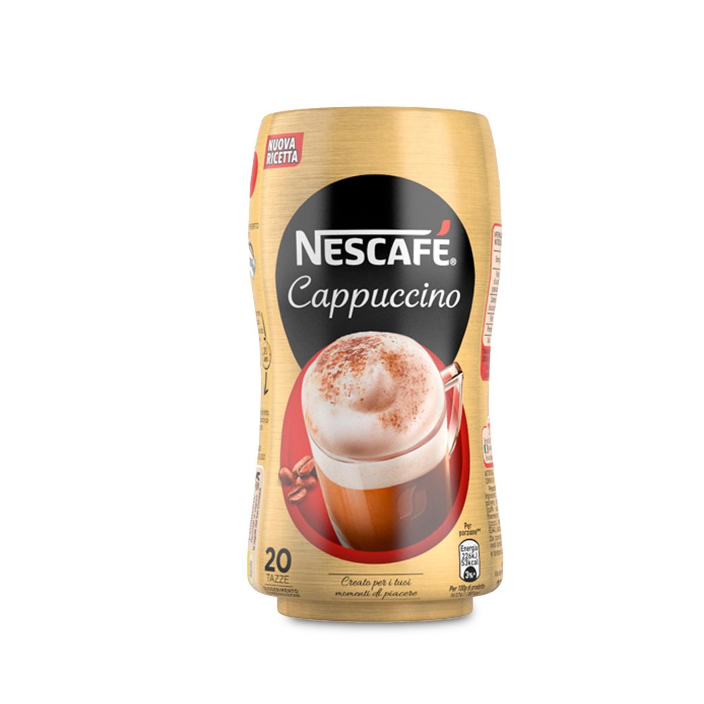 nescaf%C3%A9 classic caff%C3%A8 solubile barattolo 200g  Cappuccino da zuccherare 200g Nescafè - D'Ambros Ipermercato