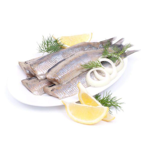 Filetto Aringa Fresco pescato conf.