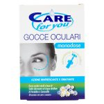 Gocce oculari 10 monodose da 5ml Care For You