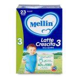 Latte Mellin 3 800g