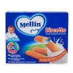 Biscotti Mellin 360g in mini confezioni salvaspazio