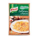 Risotto zafferano e funghi 175g Knorr