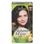 Colorazione nero naturale 590 Natural & Easy