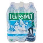 Acqua Levissima naturale 1,5Lx6